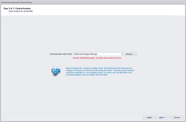 FastTrack advanced software deployment solution